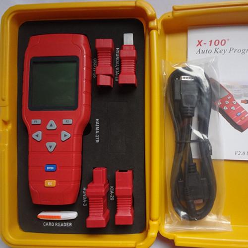 X100 Plus Auto Key Programmer,X-100 Auto Key Programmer ...