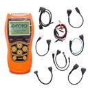 ED100 Motorcycle Scan Tool 6 in 1 Handheld Motor Diagnostic Tool